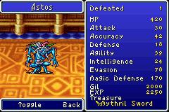 033 - Astos