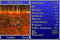 064 - Fire Lizard