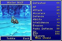 069 - Winter Wolf