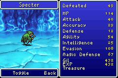 072 - Specter
