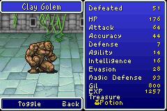 090 - Clay Golem