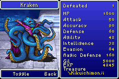 102 - Kraken