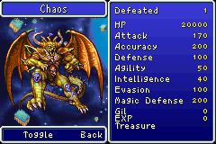 128-chaos