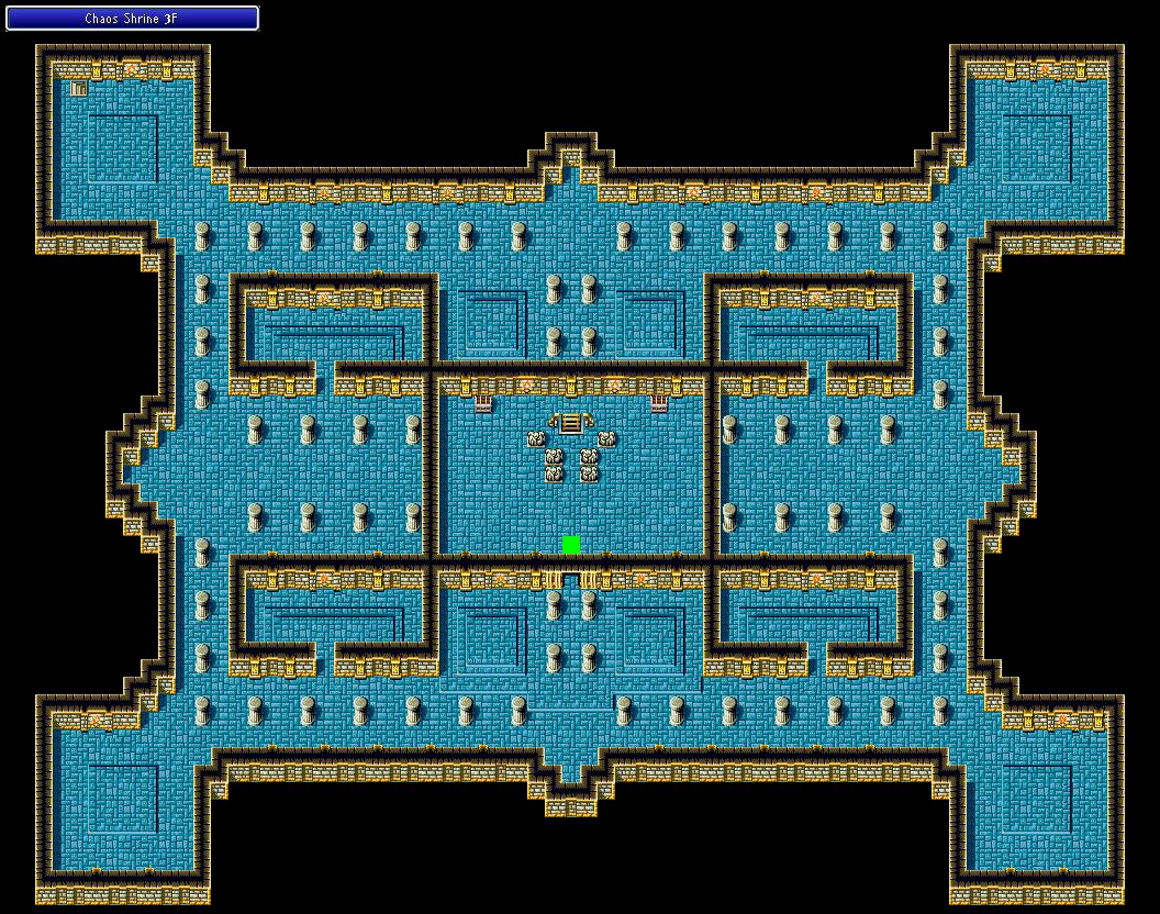 Chaos Shrine - 3F