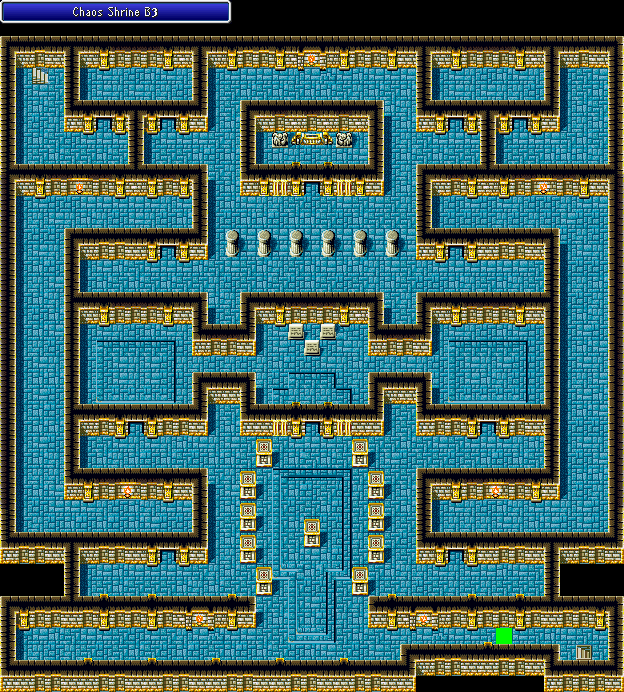Chaos Shrine - B3