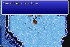 Final Fantasy I - You obtain a levistone