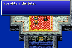 You obtain the Lute