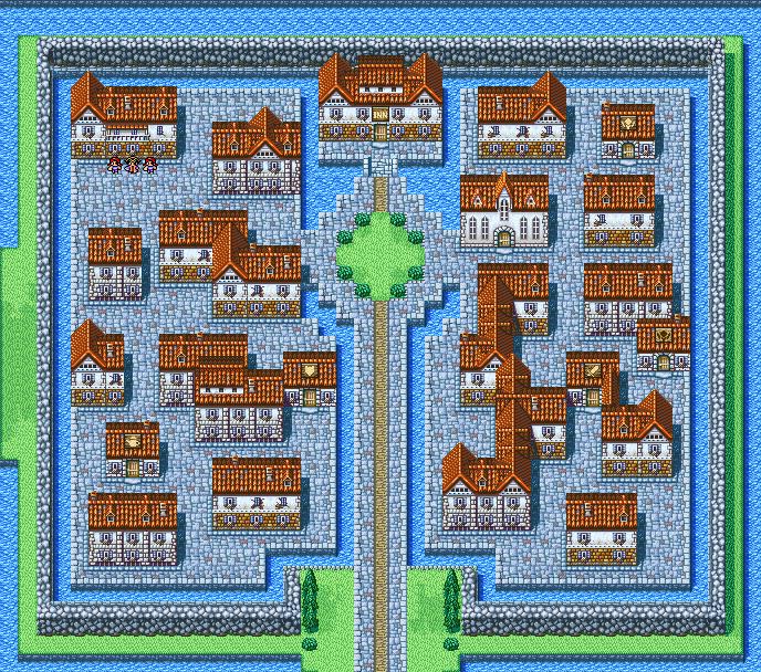 Pravoka | Final Fantasy I