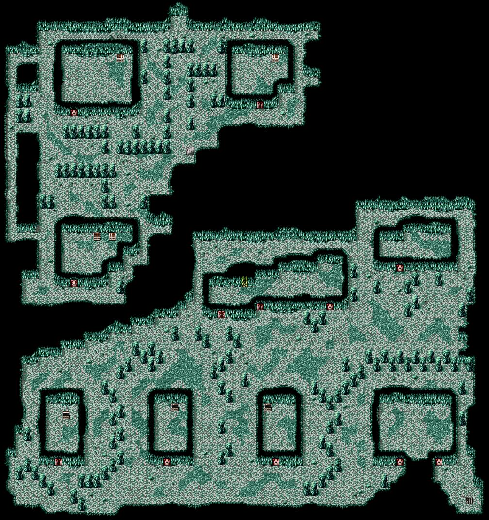 Marsh Cave B2 | Final Fantasy I