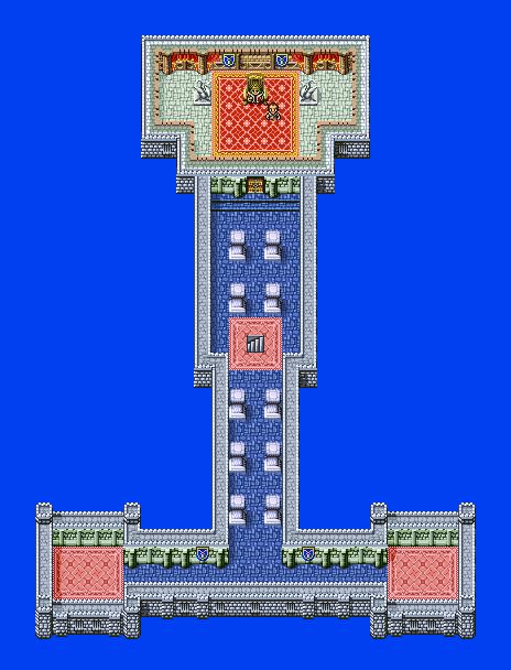 Castle Cornelia - 2F