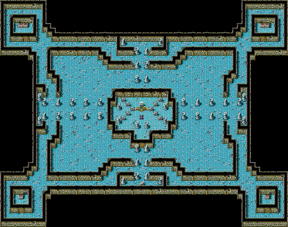 Chaos Shrine | Final Fantasy I