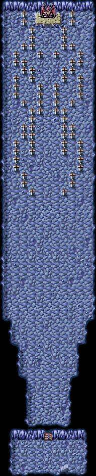 Dragon Caves B2 - Final Fantasy I