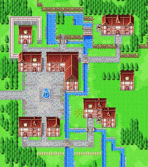 Altair | Final Fantasy II