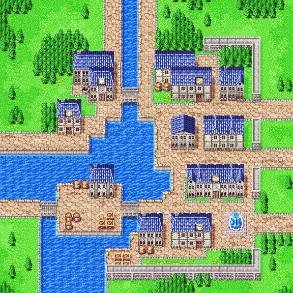 Paloom | Final Fantasy II
