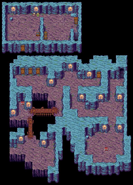 Semitt Falls B3 | Final Fantasy II